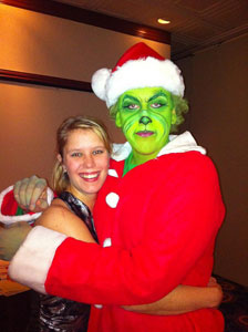Don't Be the Grinch with Our Foundation